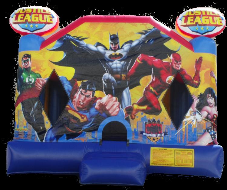 Justice League Jump