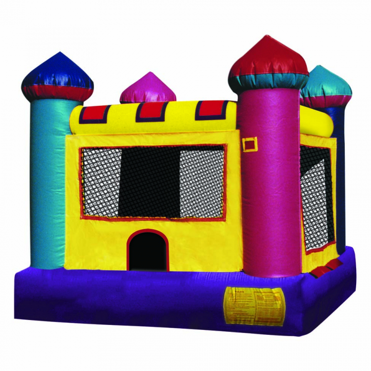 Castle Toddler Bounce House