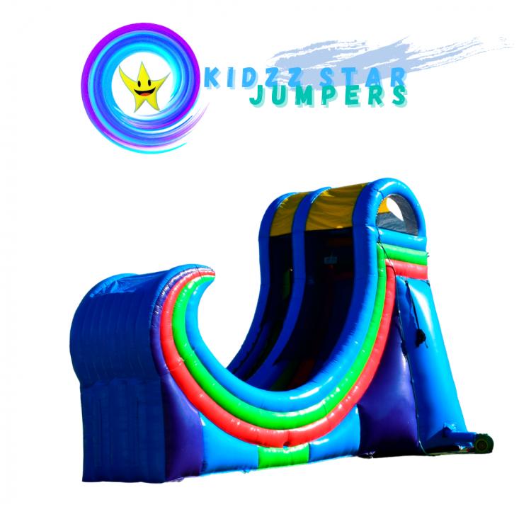 Rampage Slide (Wet)